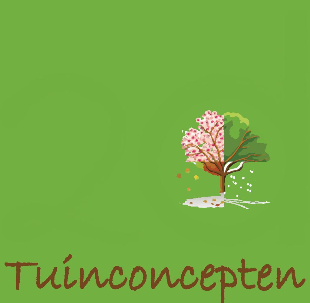 2D tuinconcepten