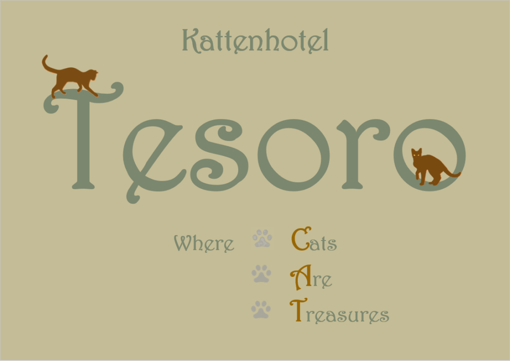 Kattenhotel Tesoro