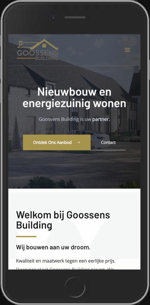 Digito-IT webdesign Limburg Goossens Building