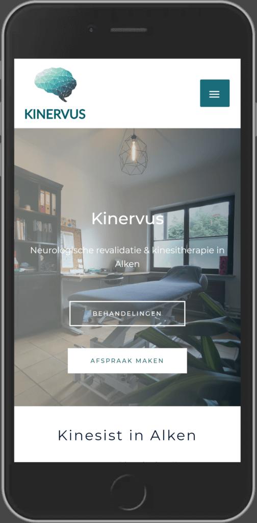 Digito-IT webdesign Limburg Kinervus