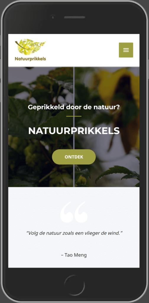 Digito-IT webdesign Limburg Natuurprikkels