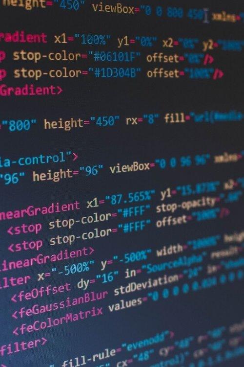Technische werking website